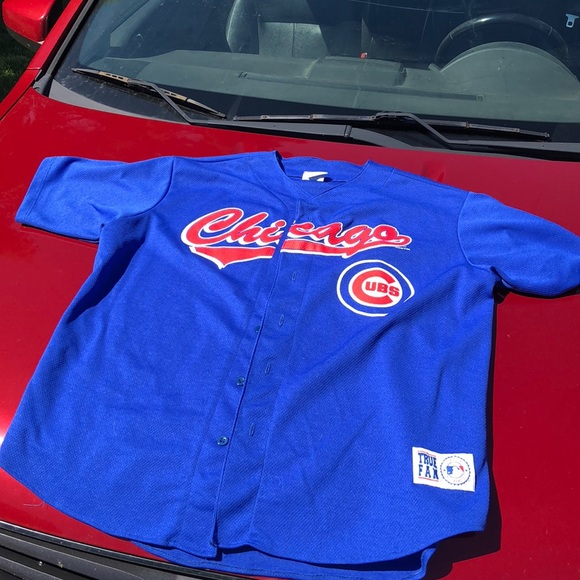 41f465fe true fan Shirts | Vintage Chicago Cubs Sosa Baseball Jersey Shirt Xl ...